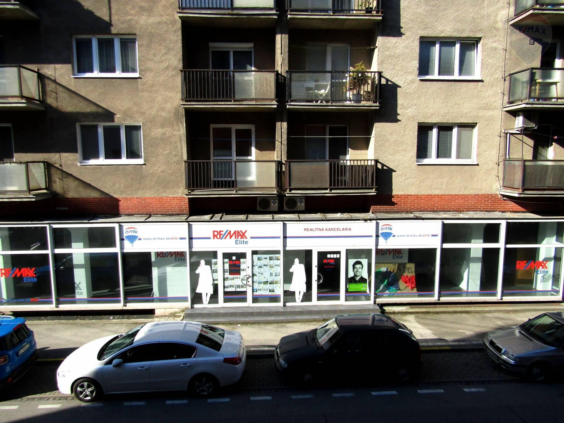 Prenájom administratívno-obchodné priestory v atraktívnej lokalite – Robotnícka, Nové Mesto BA III