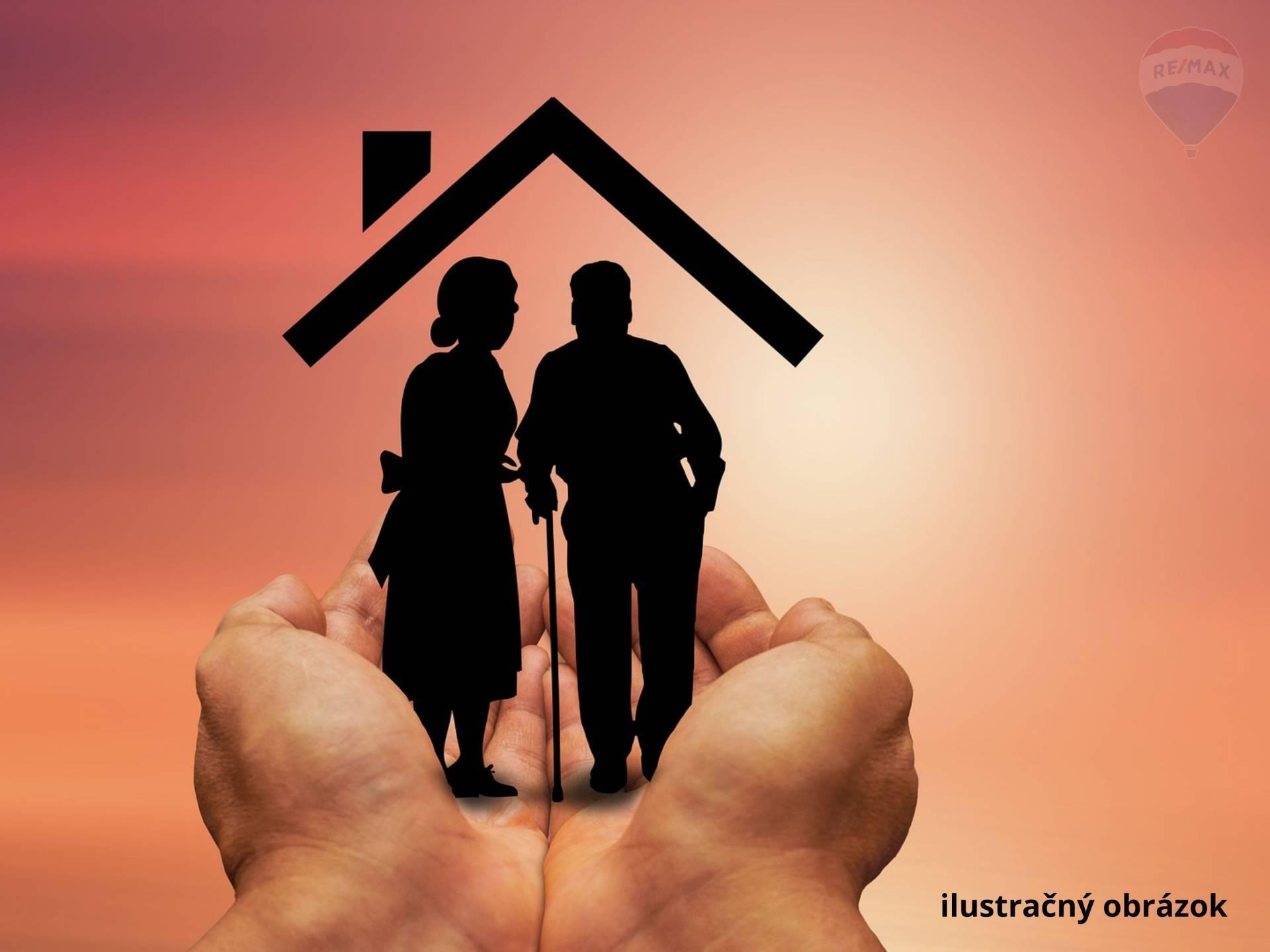 Predaj - Areál s domovom pre seniorov, penziónom a reštauráciou v Nitrianskom kraji
