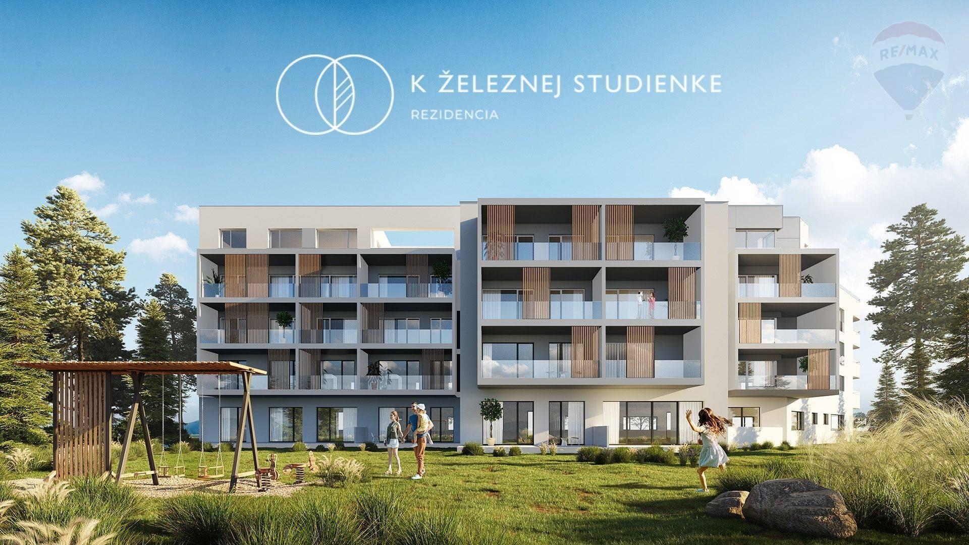 Predaj – priestranný 2 izbový byt s terasou, Bratislava I – Staré Mesto