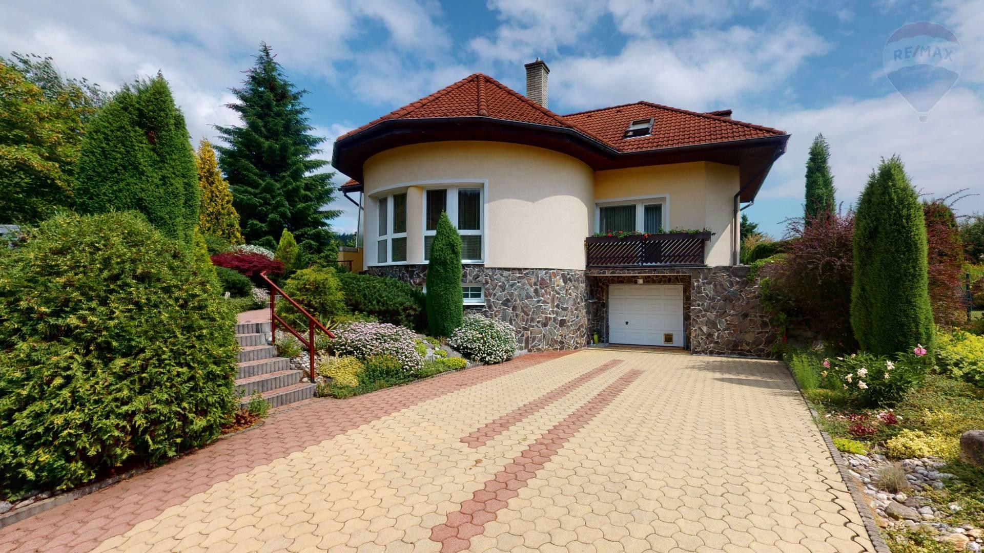 Na predaj rodinný dom Bystrička.