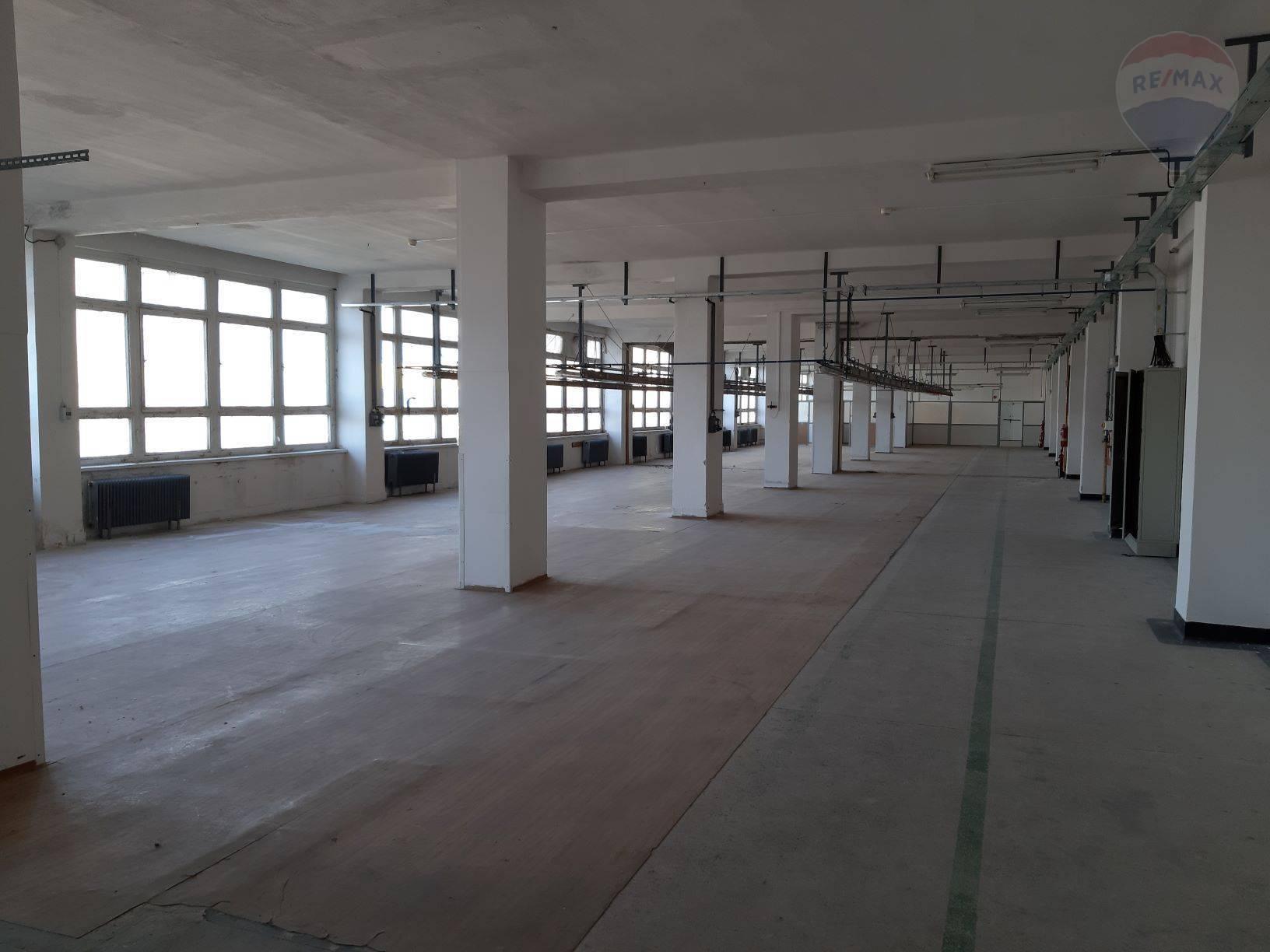 Prenájom výrobných,kancelárskych,skladových priestorov Levice.
