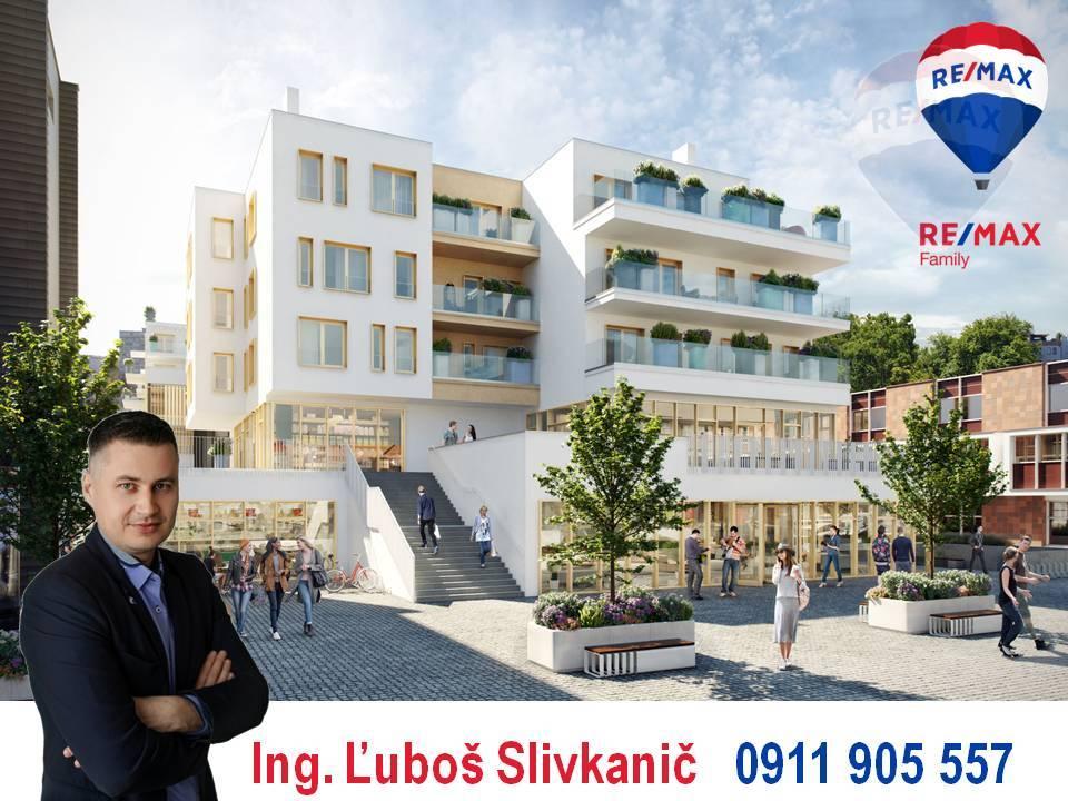 Predaj kancelárskych priestorov v centre mesta Nitra v ORBIS Premium.