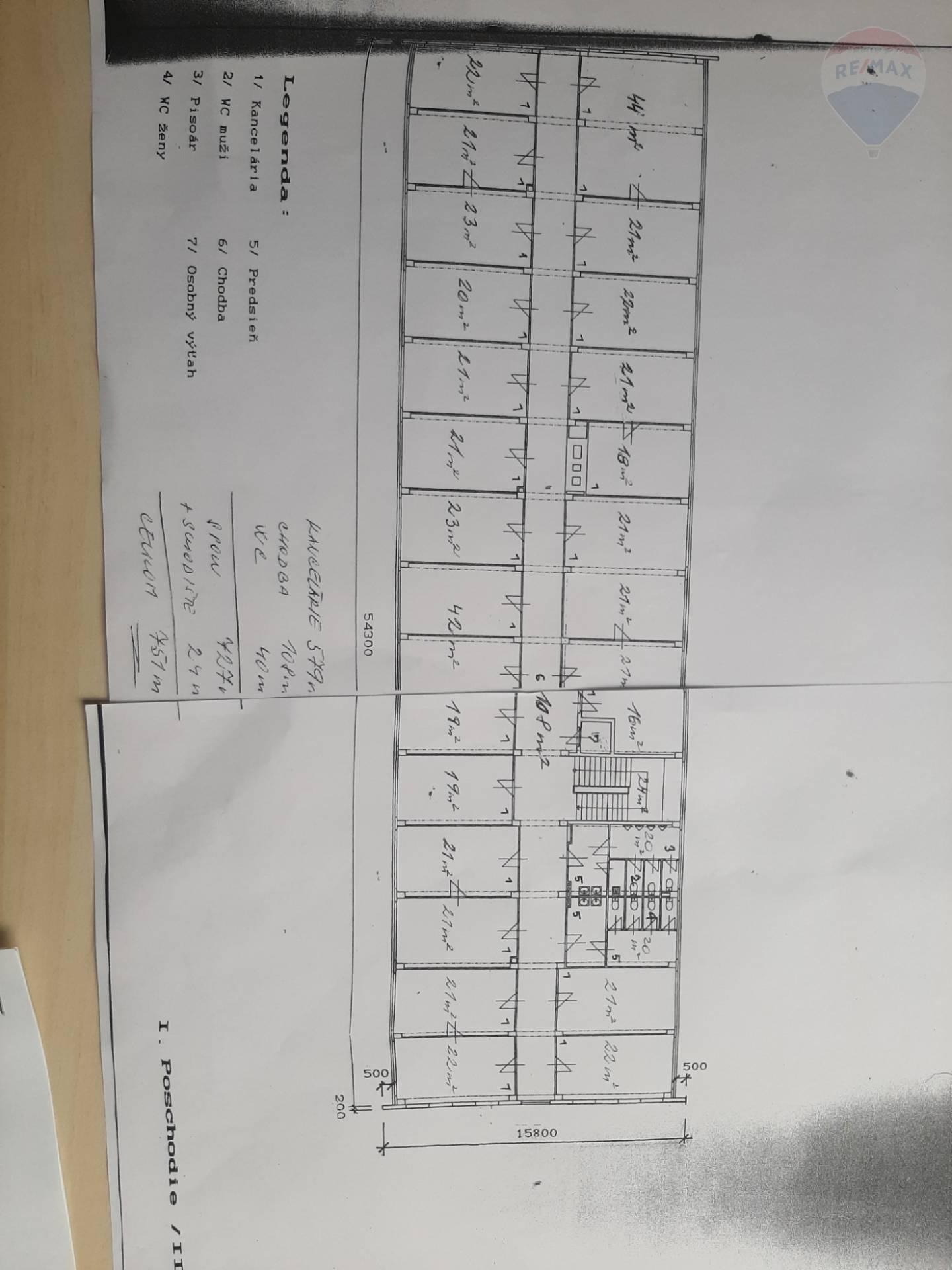 Predaj administratívna budova Levice EXKLUZÍVNE