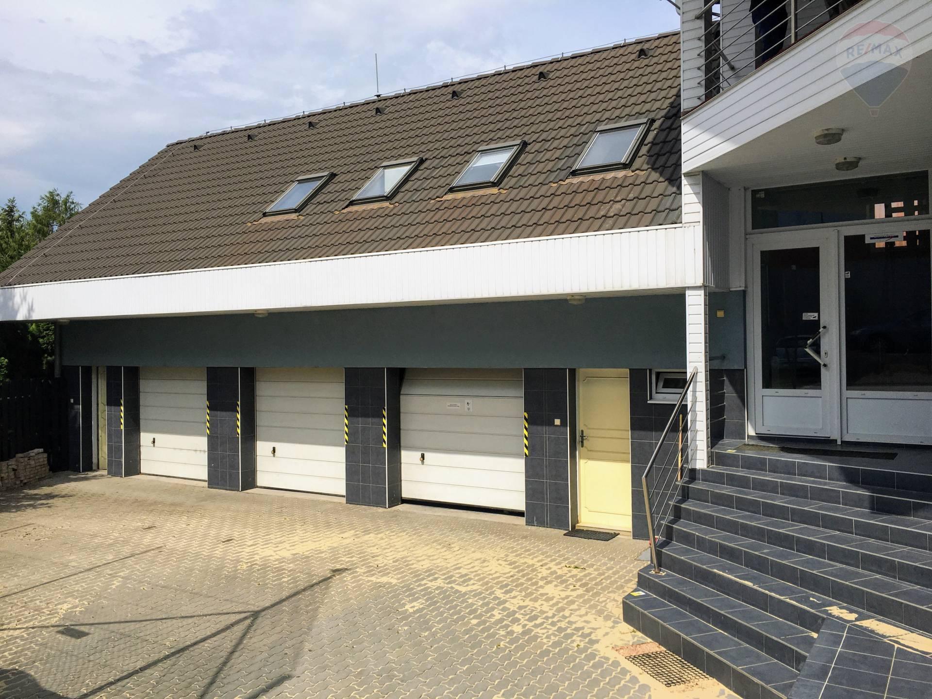 Prenájom komerčného priestoru 84 m2, Nitra -