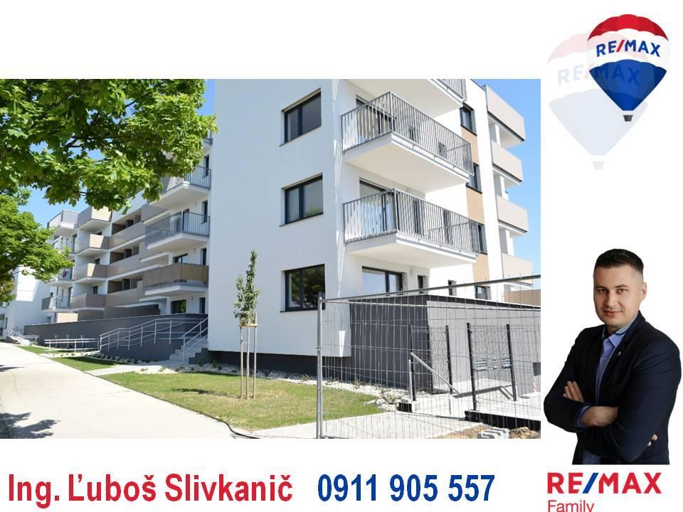 Predaj 3 izbový byt novostavba Panoráma Nitra