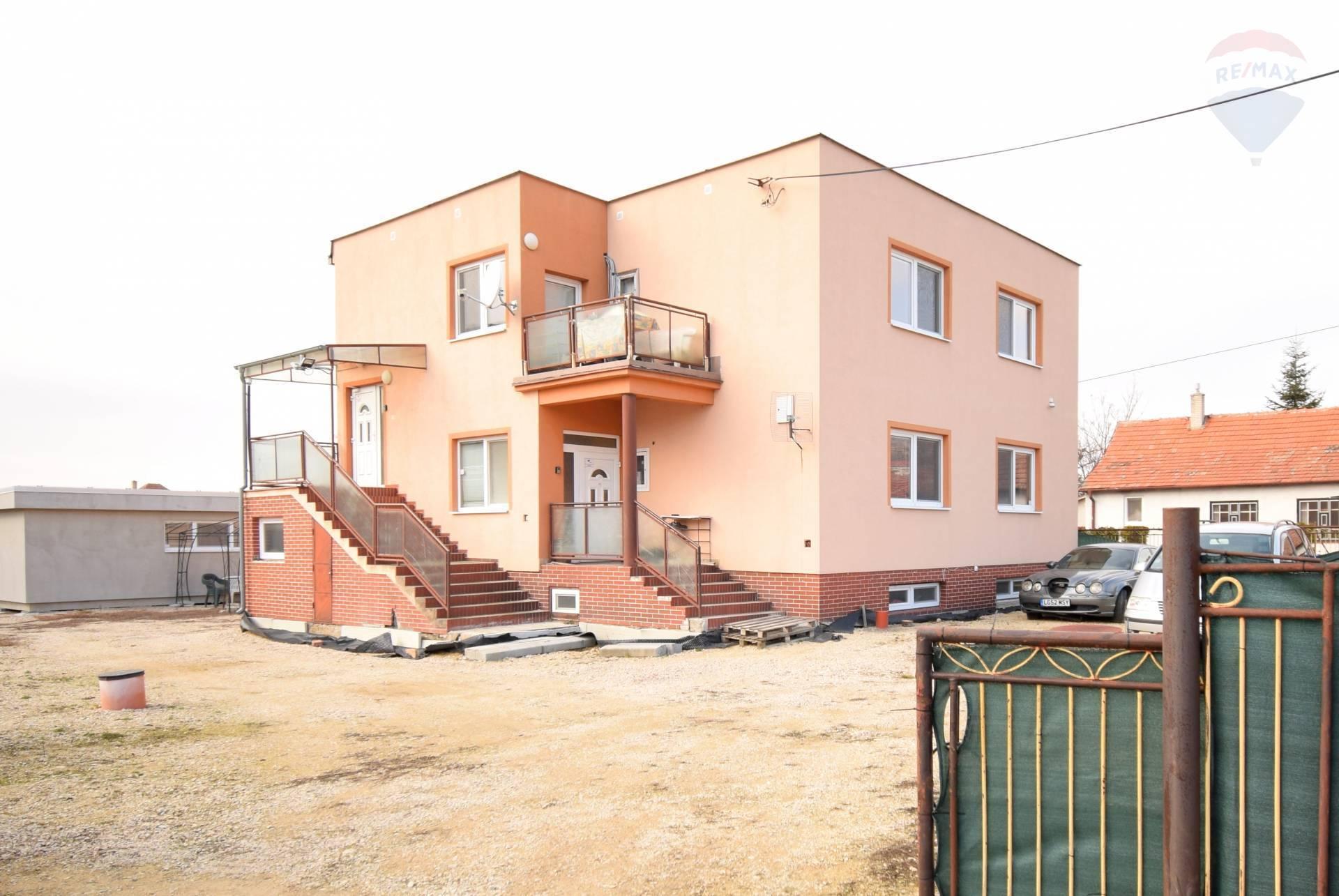 predaj Rodinný dom  s podnikateľským potenciálom Nitra - Dražovce