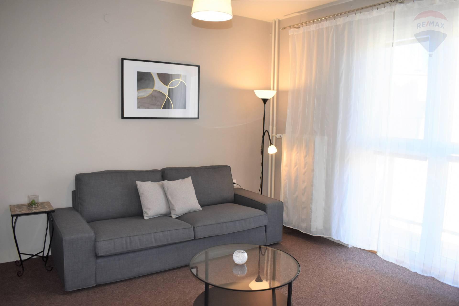 Prenájom zariadený 3 izbový byt centrum Nitra