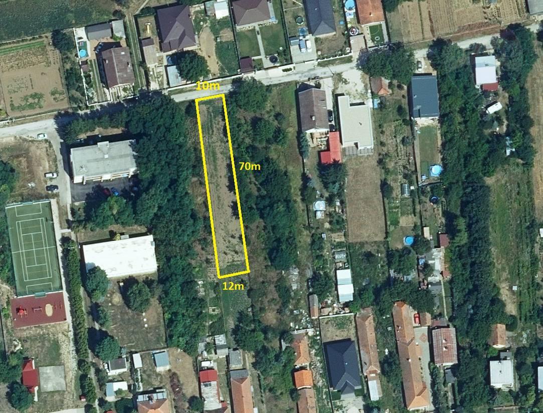 Predaj pozemku 764 m2, Veľké Chyndice -