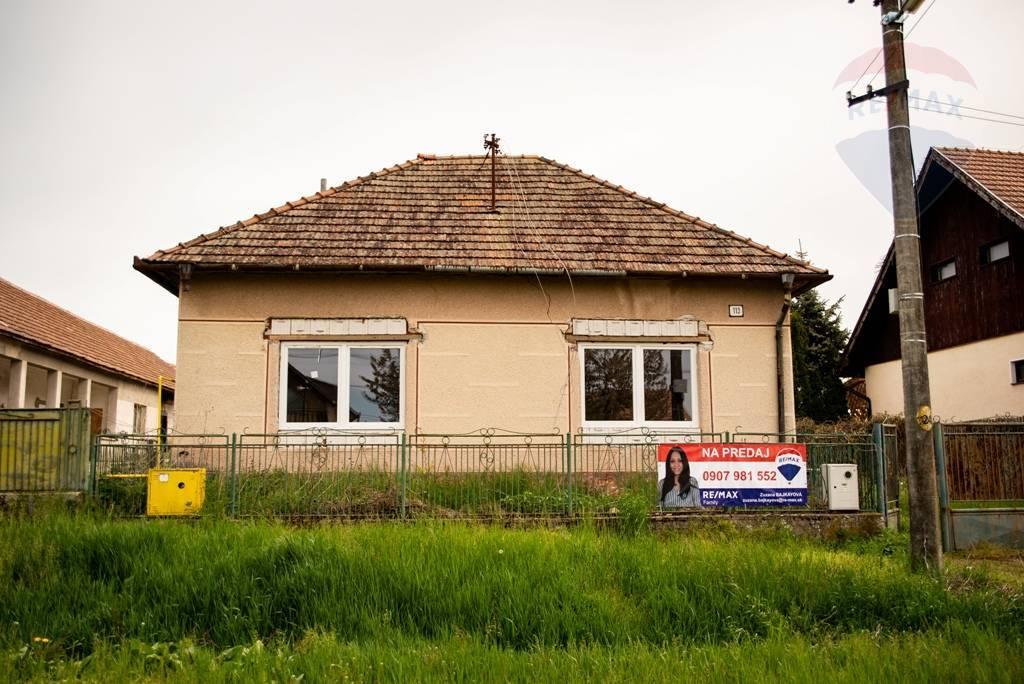 Predaj rodinný dom Zbrojníky EXKLUZÍVNE