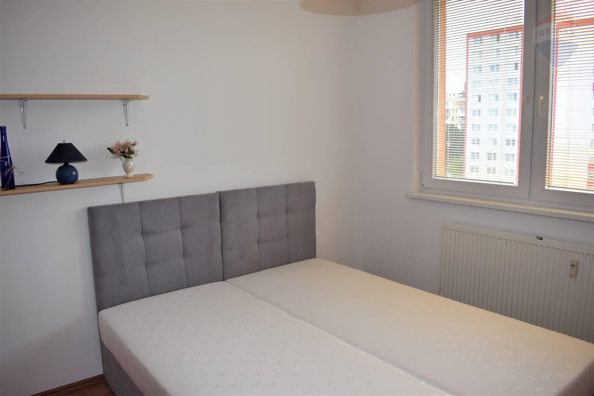 Prenájom zariadený 3 izbový byt s krásnym výhľadom Nitra