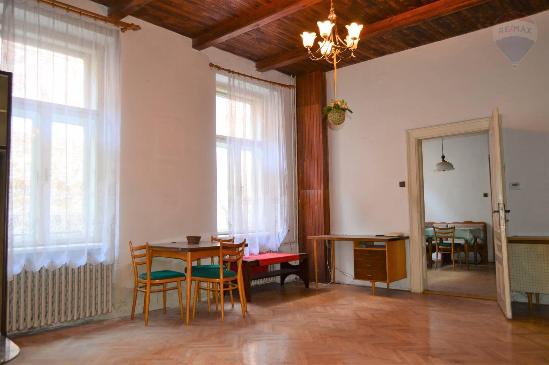 Predaj 2 izbový byt (priestor na podnikanie) Nitra centrum EXKLUZÍVNE