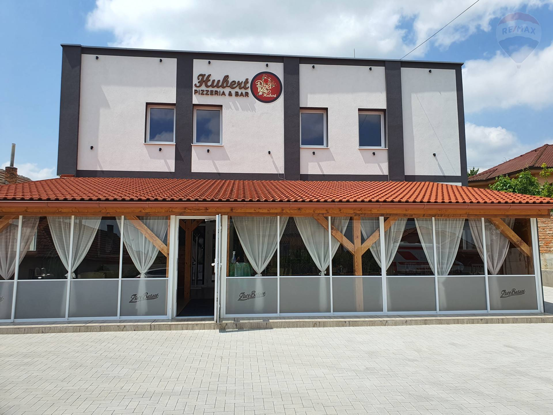 Budova obchodu a služieb, podnikateľský potenciál, zabehnutá reštaurácia