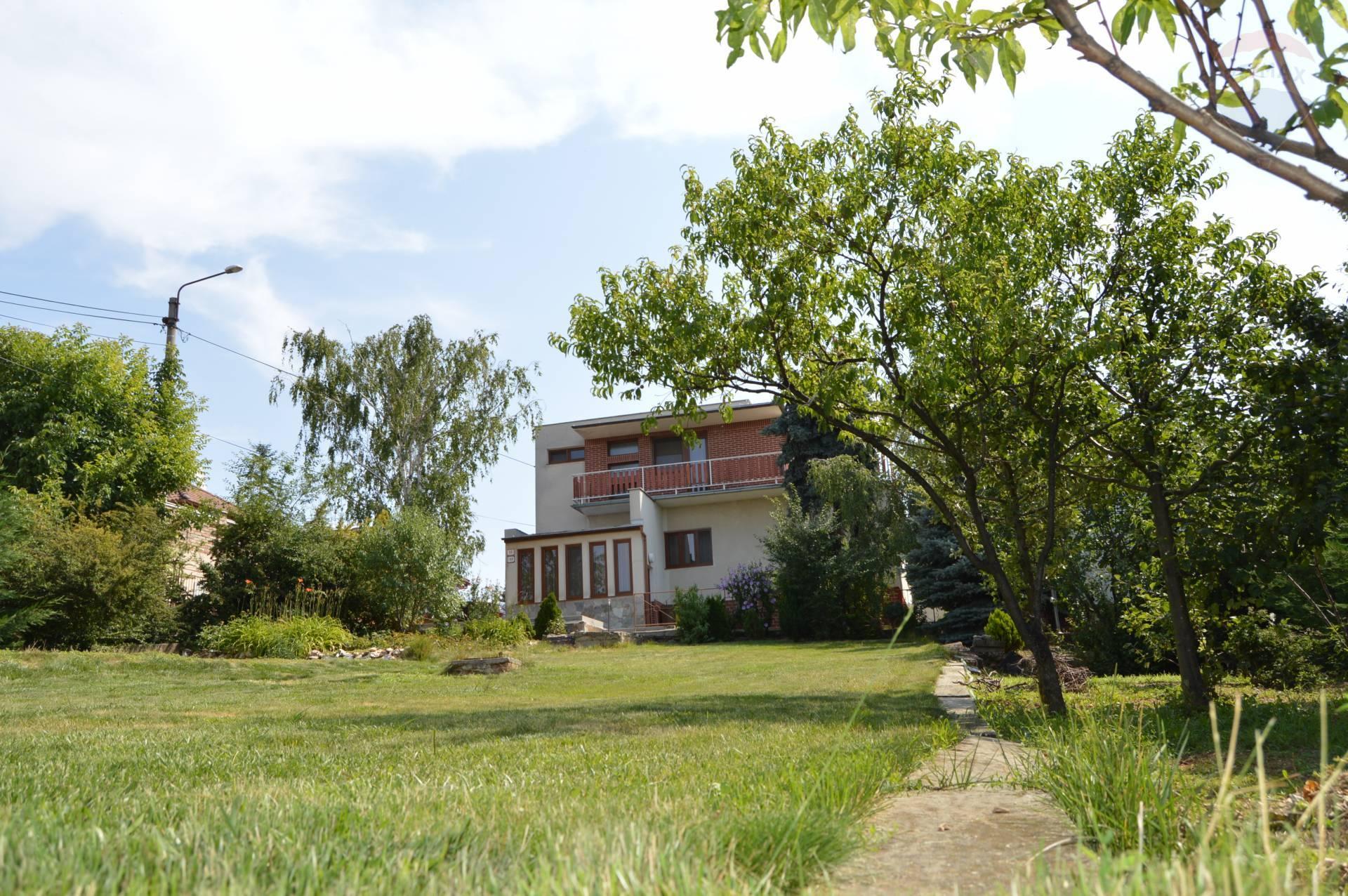 Predaj rodinný dom Nitra Zobor EXKLUZÍVNE
