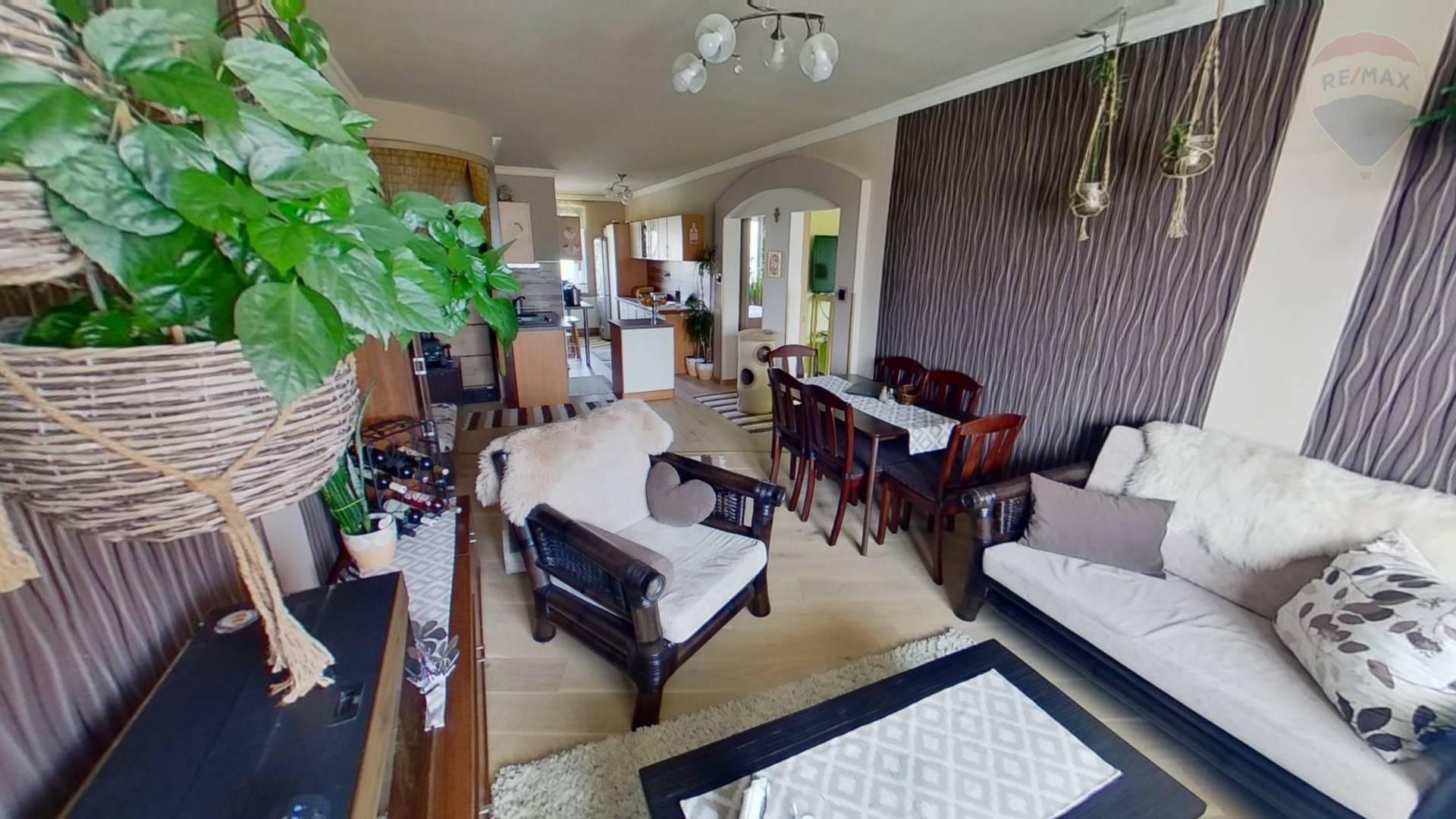 predaj 3 izbový byt Nitra Klokočina, balkón, EXKLUZÍVNE