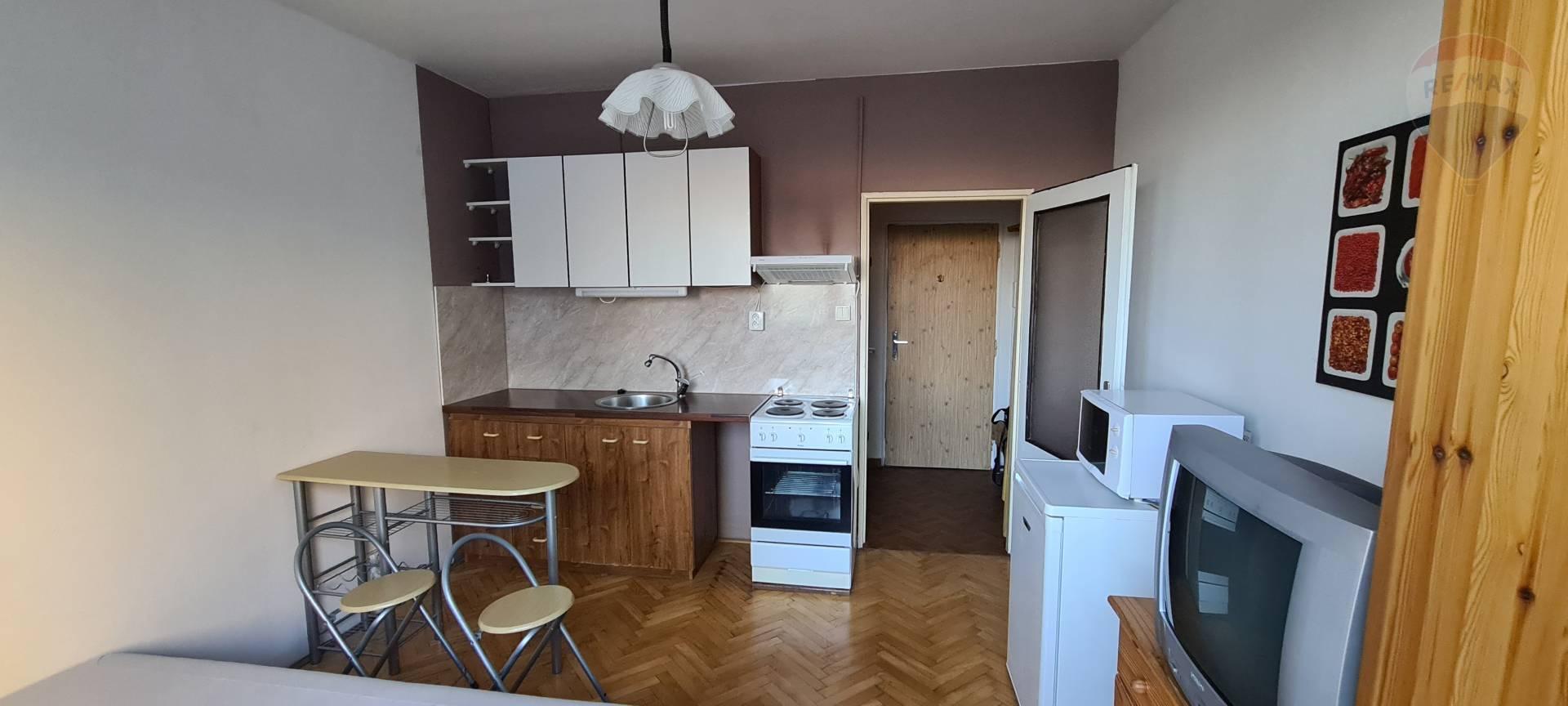 Predaj byt (Garsónka) Nitra- Chrenová EXKLUZÍVNE