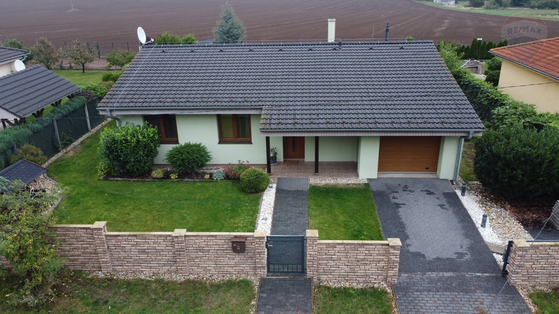 Predaj 4-izb. rodinný dom Jarok