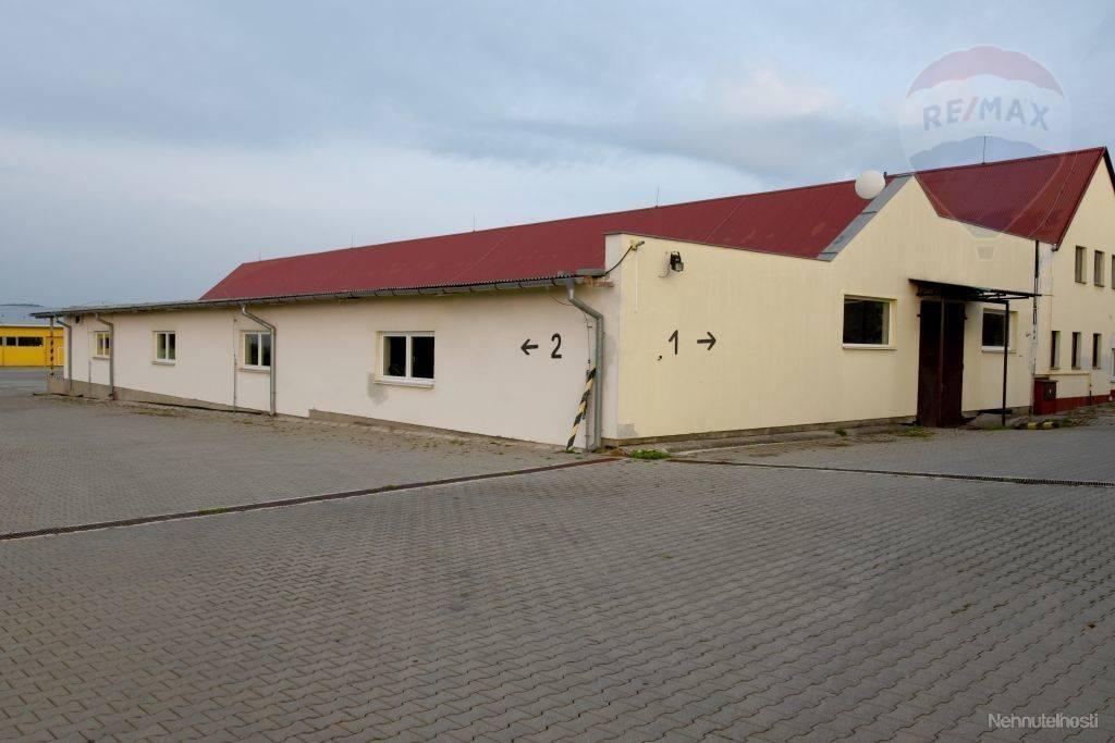 Prenájom komerčného priestoru 638 m2, Nitrianska Blatnica -