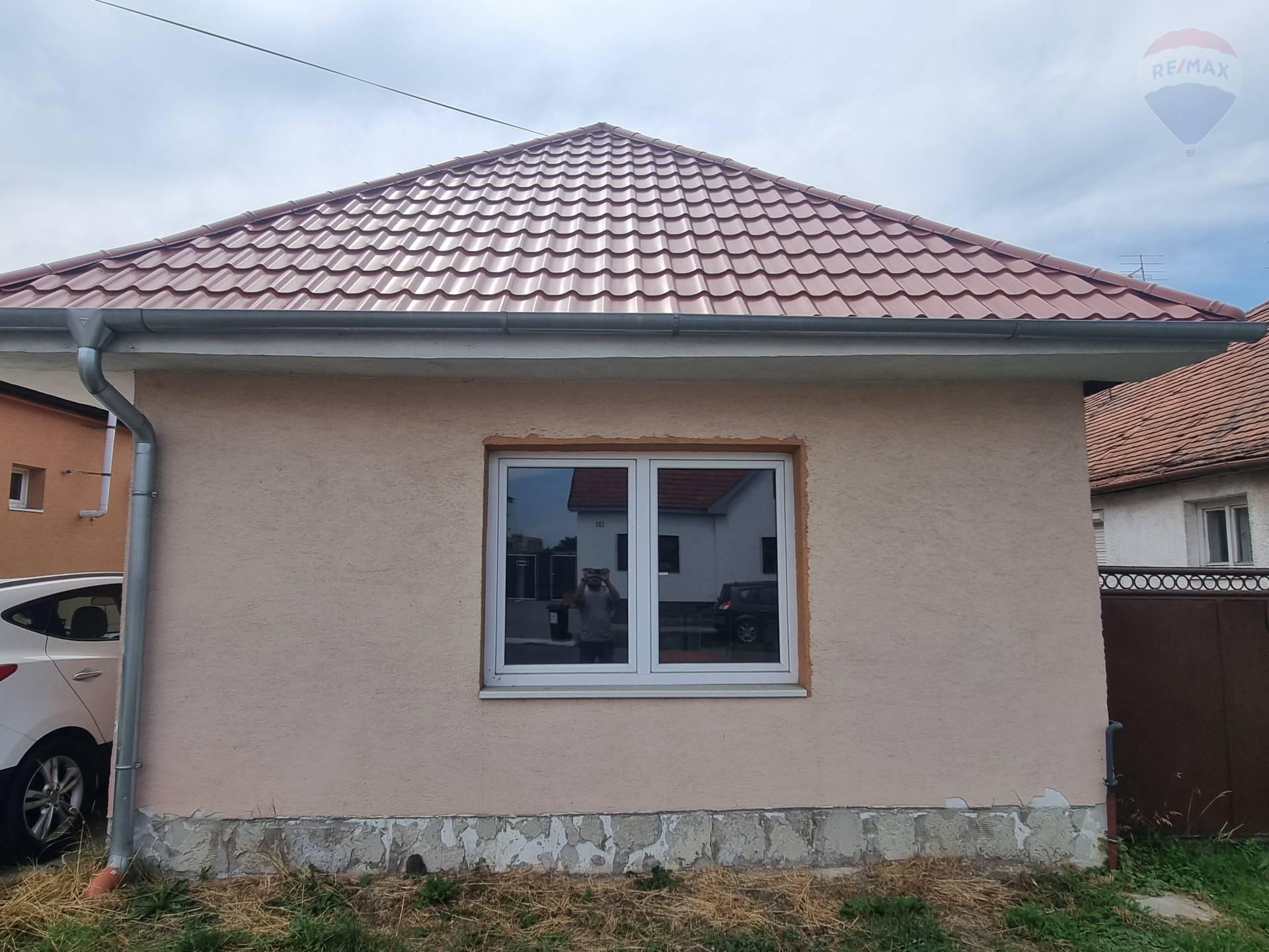 Predaj 2-izbový rodinný dom Chynorany, okr. Partizánske
