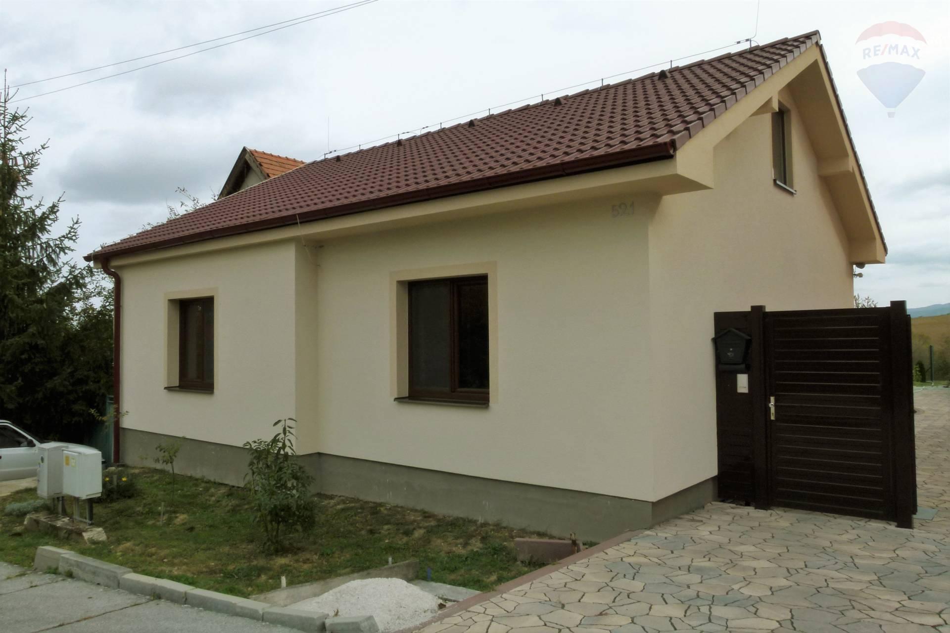 Prenájom 3-izbový rodinný dom, Urmince