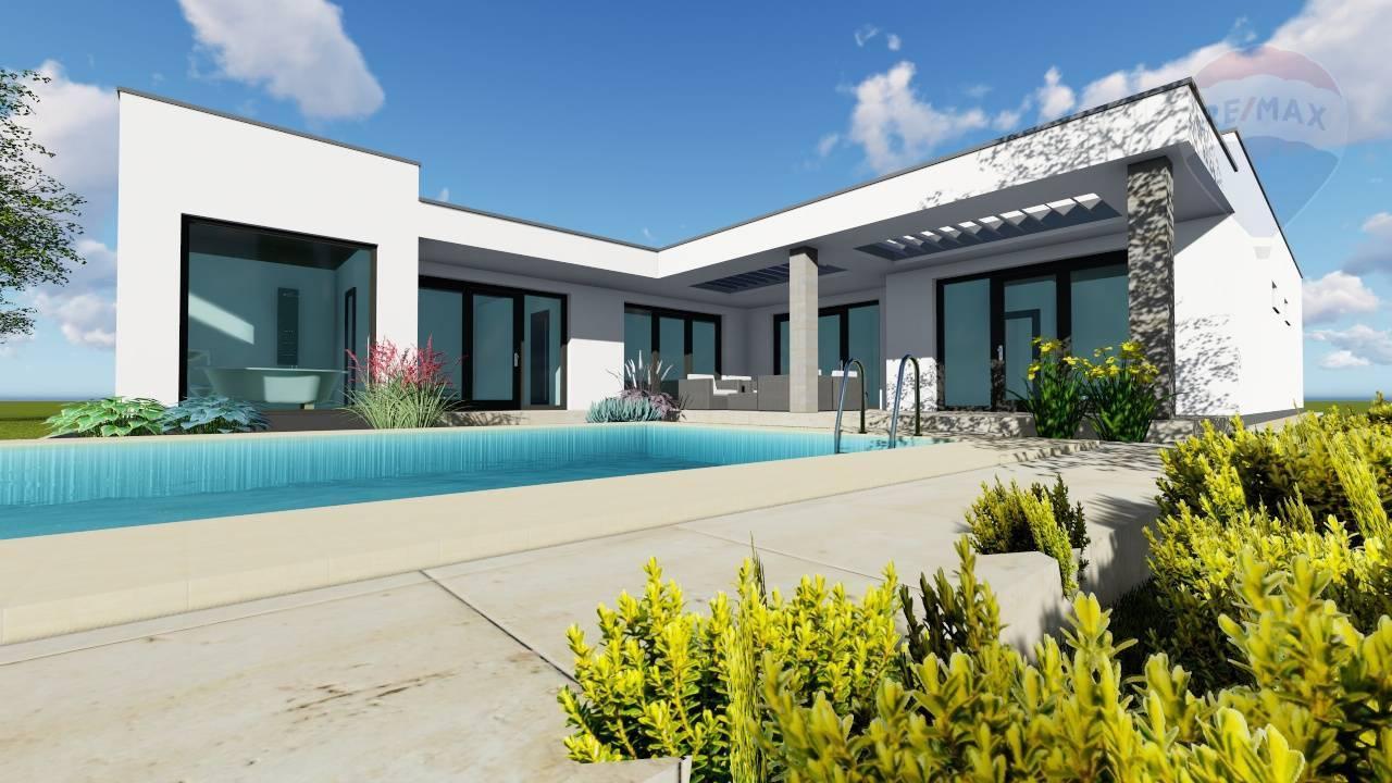 Predaj: exkluzívny-moderný 4 izbový rodinný dom, dvojgarážou, Dunajská Streda