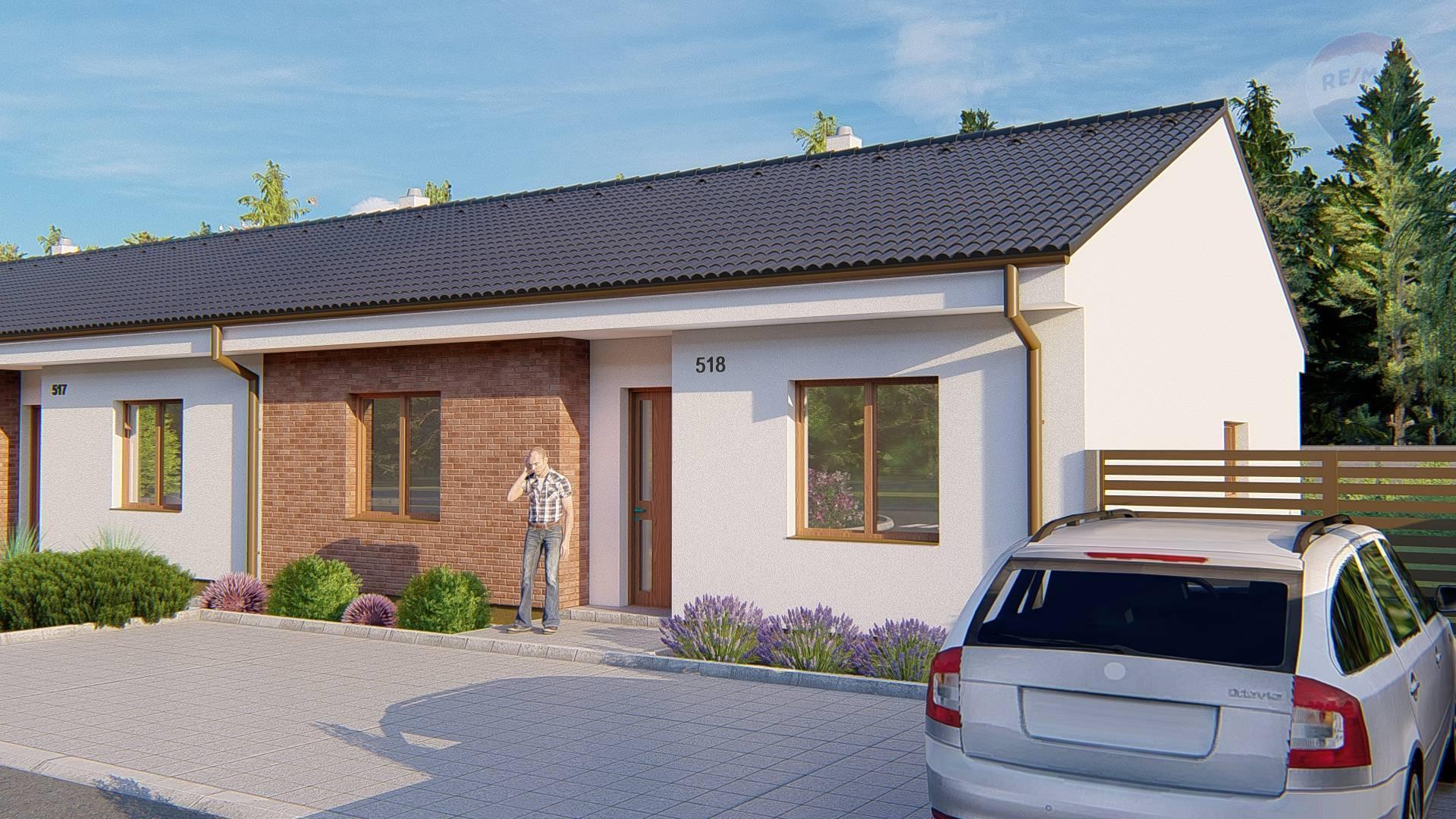 Predaj domu 91 m2, Horný Bar -