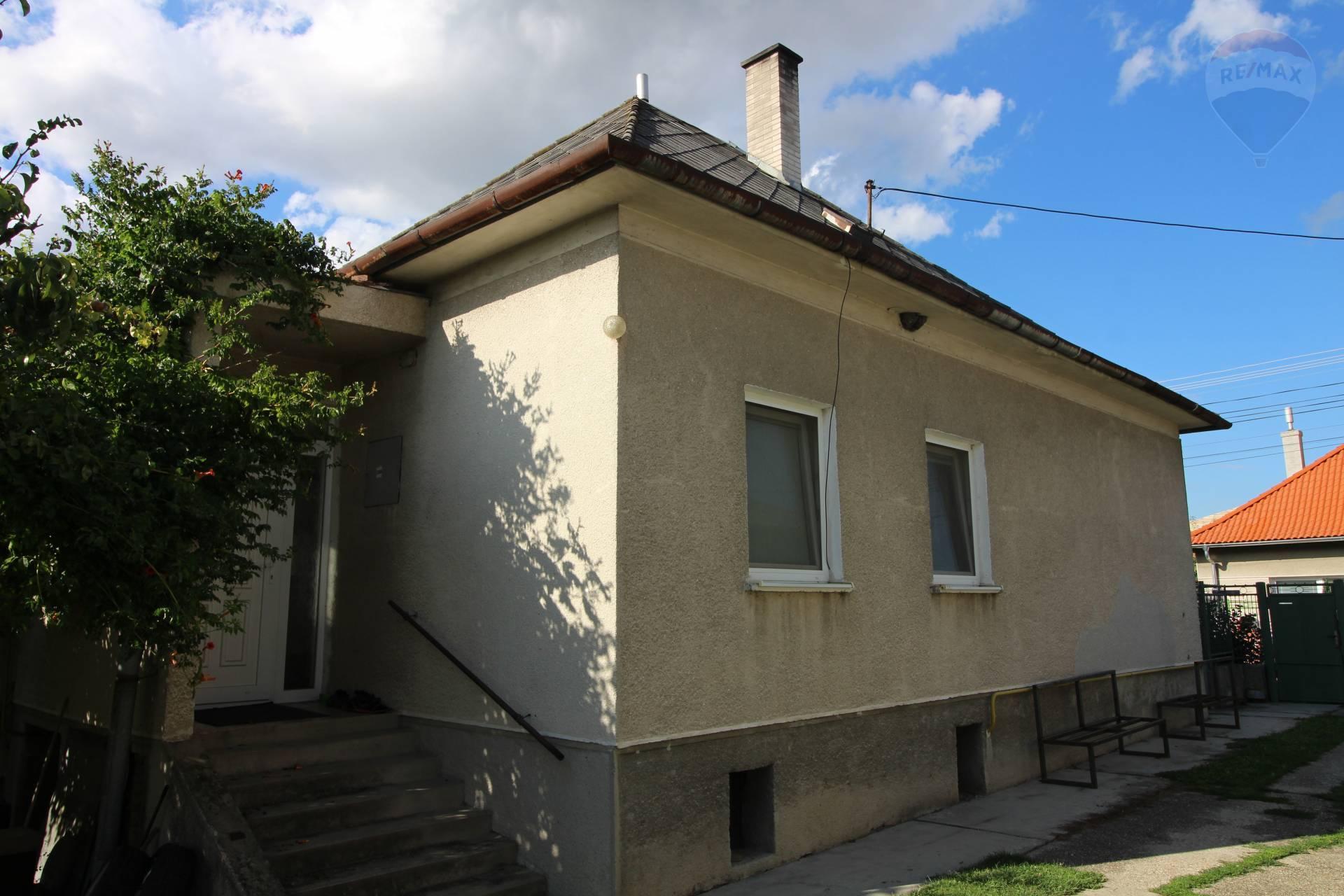 Predaj: 3-izbový rodinný dom, čiastočná rekonštrukcia, Gabčíkovo, okres Dunajská Streda