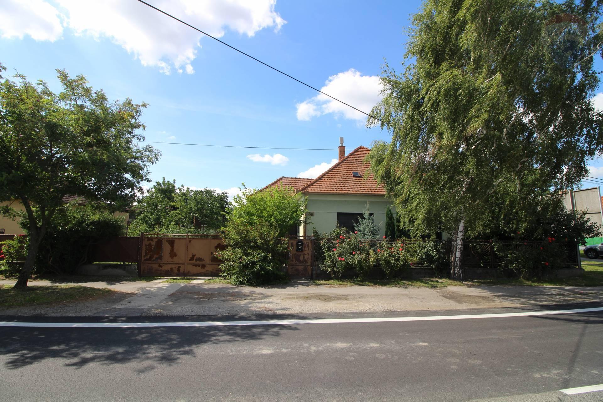 Predaj: 4-izbový rodinný dom, Gabčíkovo, okres Dunajská Streda