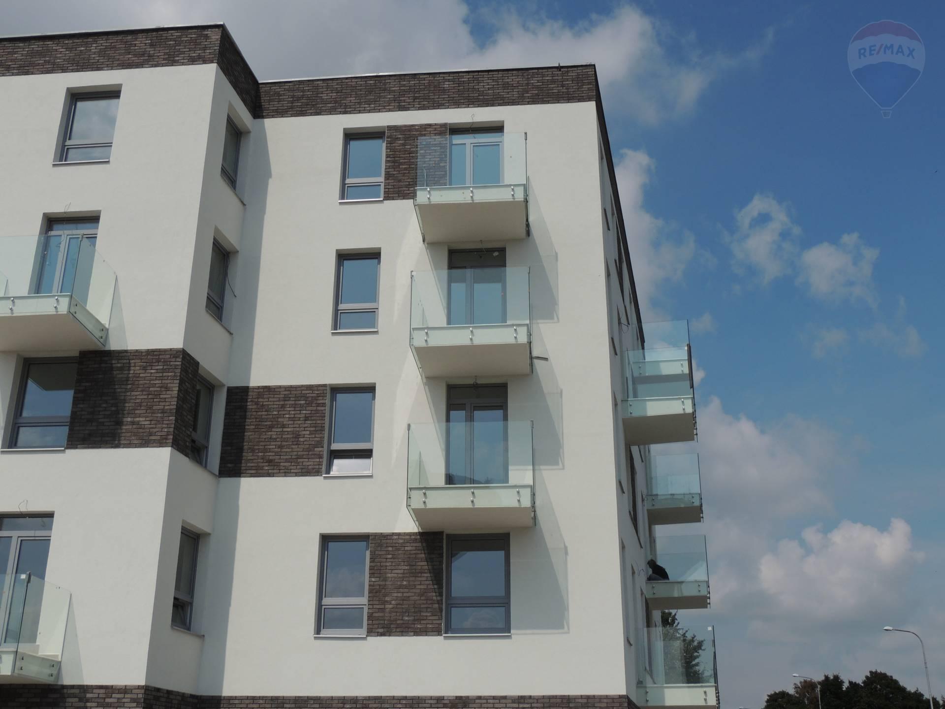 Na predaj: Posledné volné 1, 2, 3 izbové byty, novostavba, Galanta