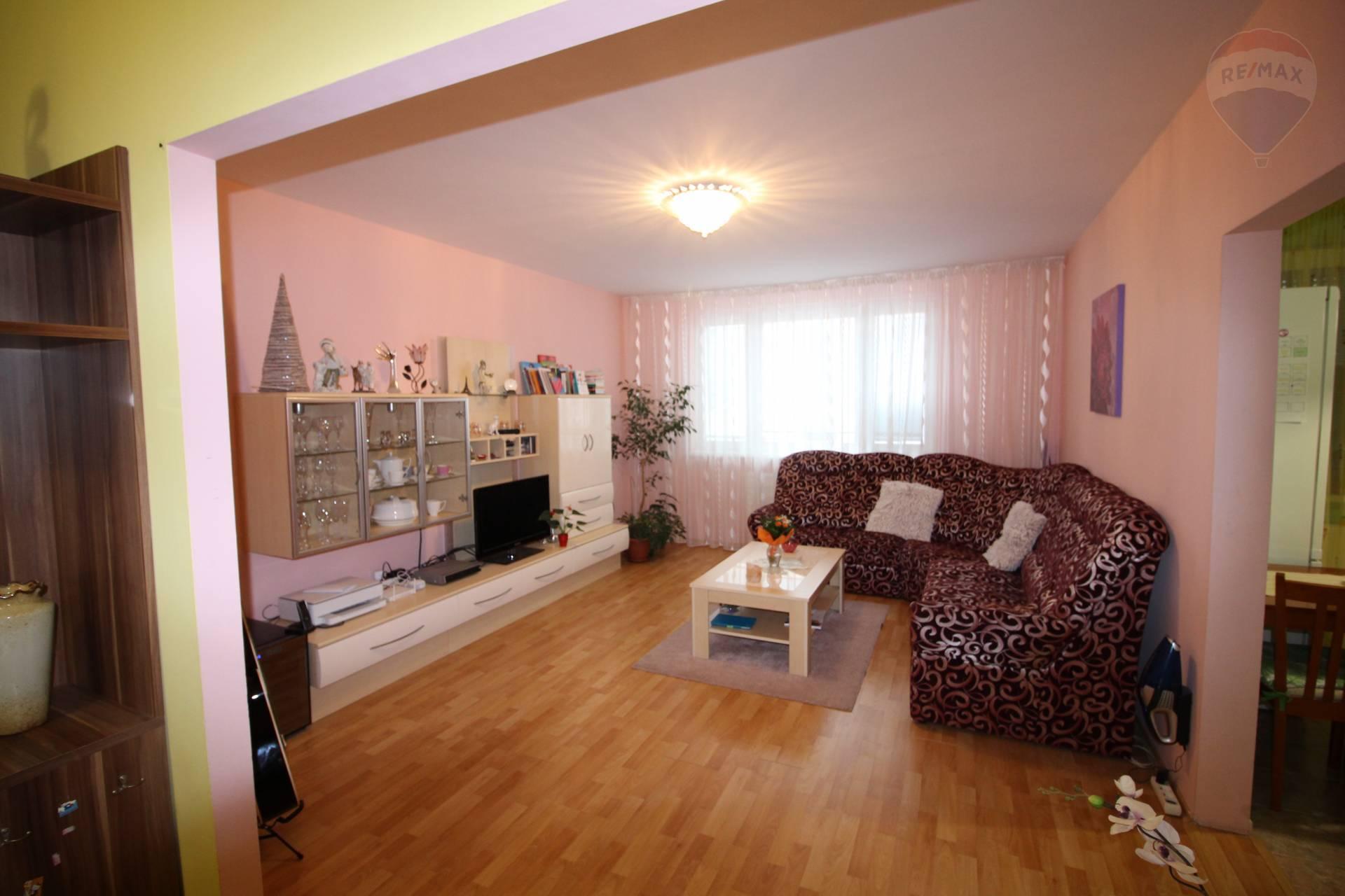 Predaj: 3-izbový byt, čiastočná rekonštrukcia, sídlisko Nová Ves, Dunajská Streda