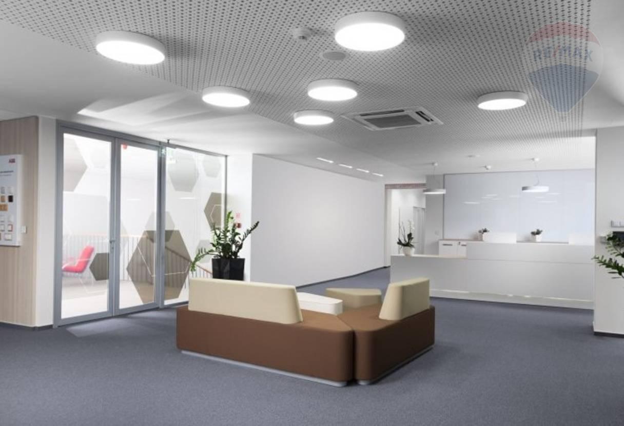 kancelárske priestory v Podnikateľskom centre