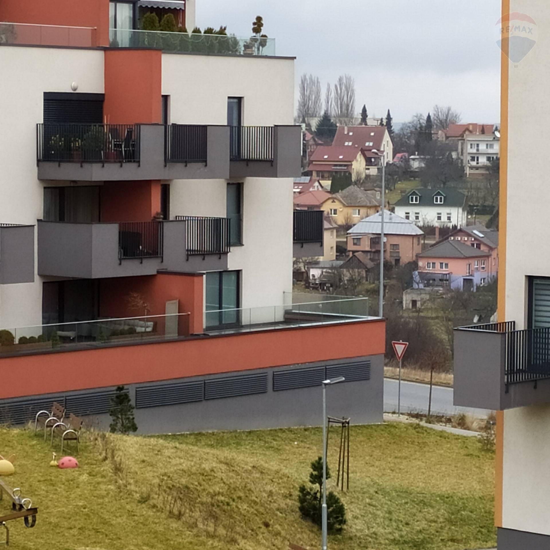 4 izbový tehlový byt v novostavbe bytového domu