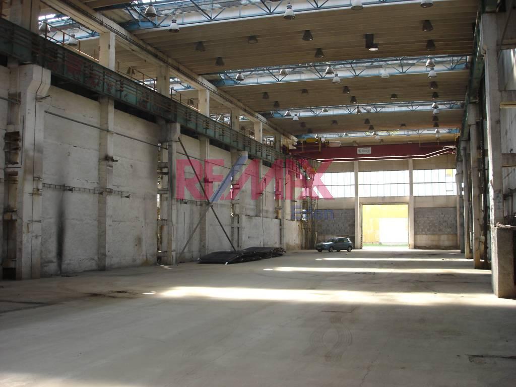 Predaj: Murovaná priemyselná hala