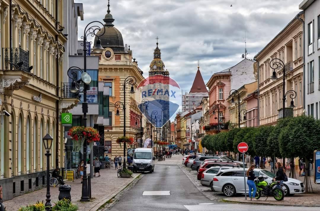 Investičné objekty v širšom centre mesta na predaj