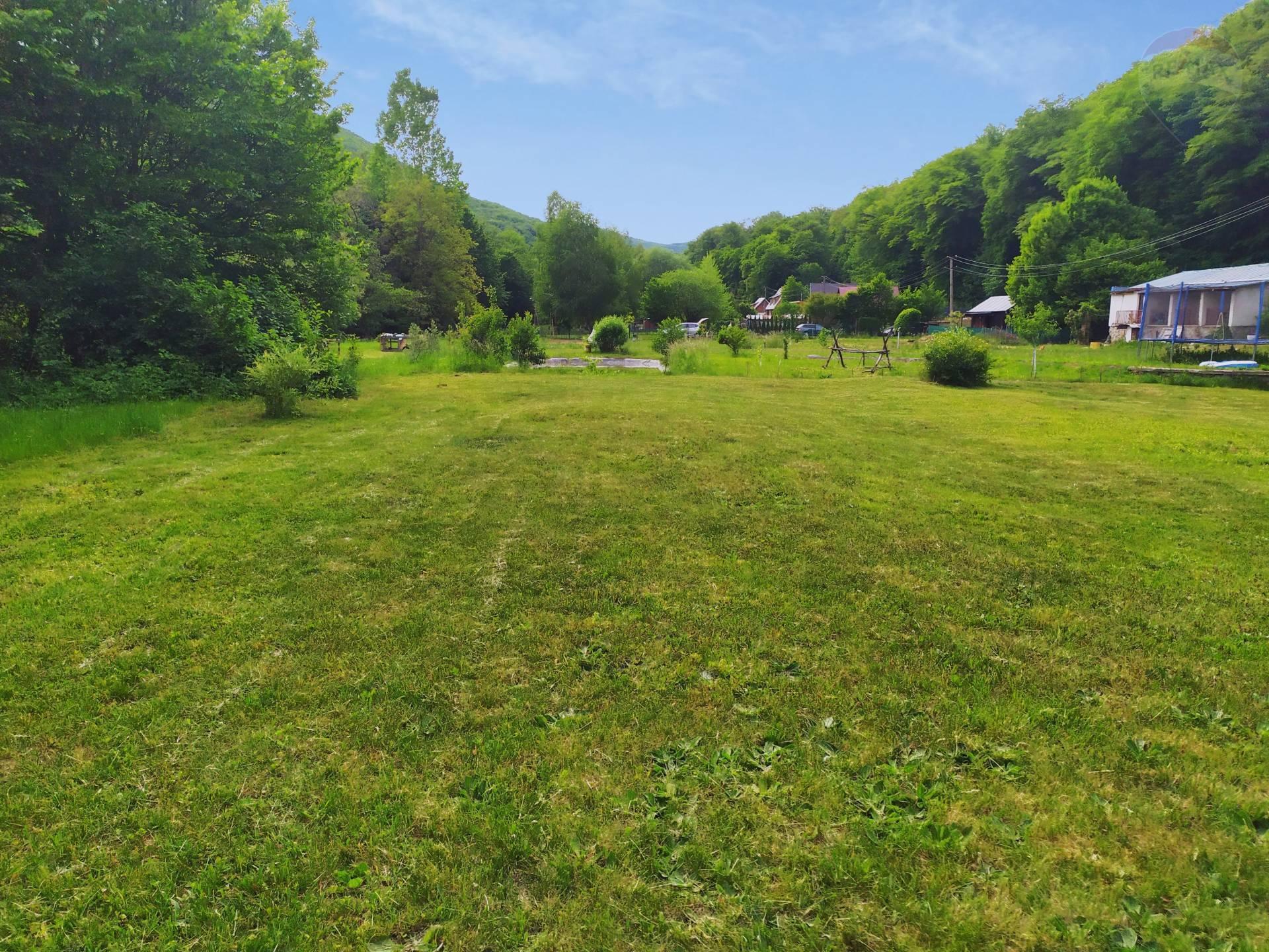 Rekreačný pozemok na predaj/záhrada