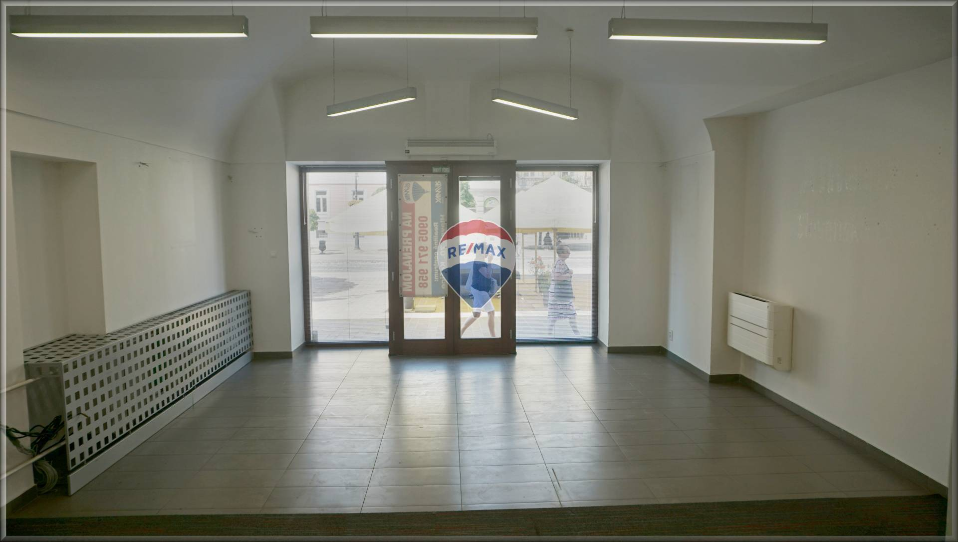 prenájom obchodných priestorov 70 m2