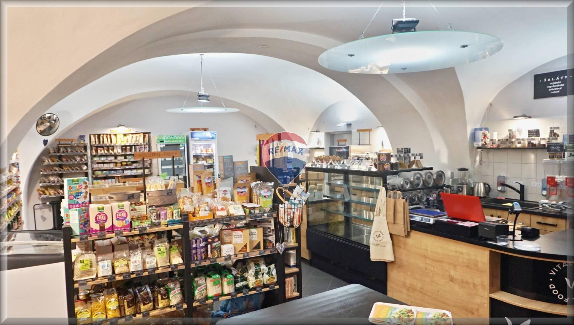 Predaj komerčného priestoru 86 m2, Košice - Staré Mesto -
