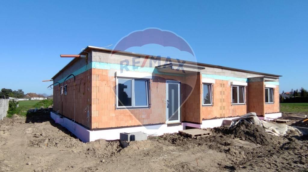 Predaj 4i rodinný dom 104,50m2, novostavba, pozemok 500 m2, Kostolná pri Dunaji, Senec