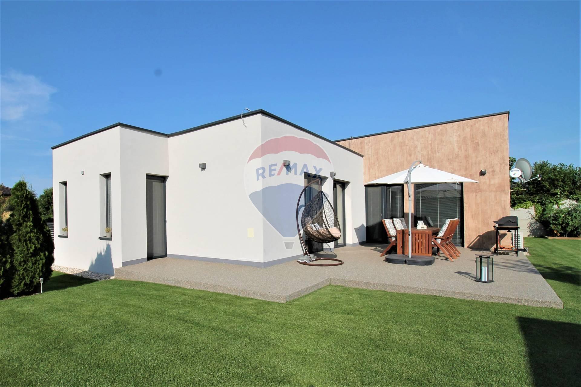 Predaj 4 izb. samostatného rodinného domu, novostavba, Senec - Hrubý Šúr