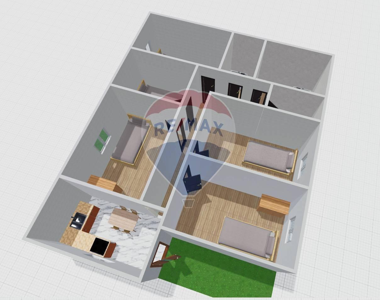 Predaj bytu (5 izbový a väčší) 83 m2, Senec -