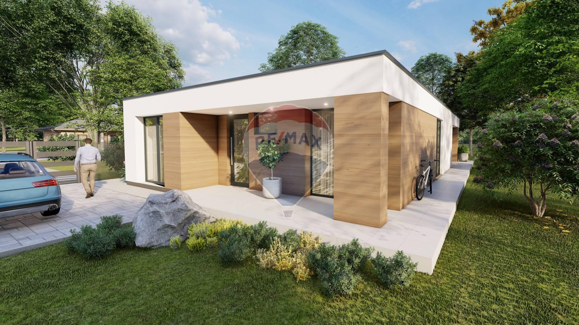 Predaj 5i rodinný dom, novostavba, pozemok 698 m2, Hrubý Šúr, Senec