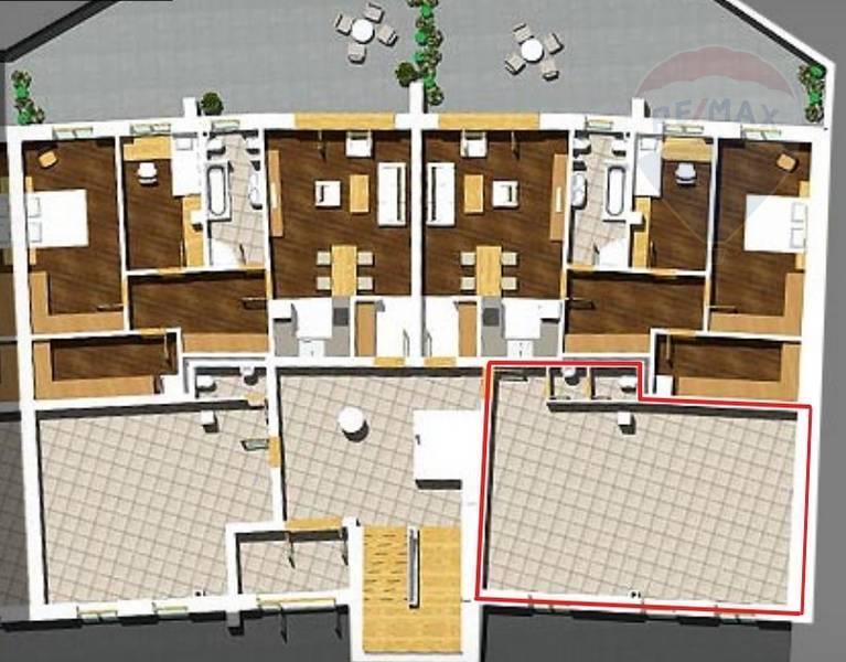 Predaj komerčného priestoru 65 m2, Banská Bystrica -