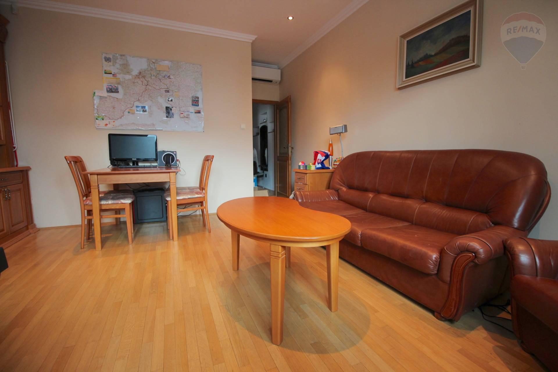 Príjemný 2 izbový byt na prenájom vo vynikajúcej lokalite, Vajnorská ulica