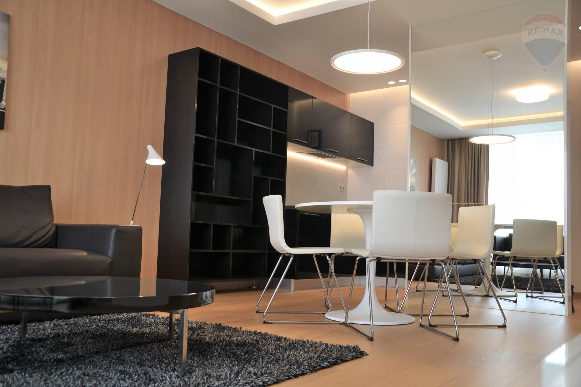 EXKLUZÍVNE Prenájom bytu (2 izbový) PANORAMA CITY