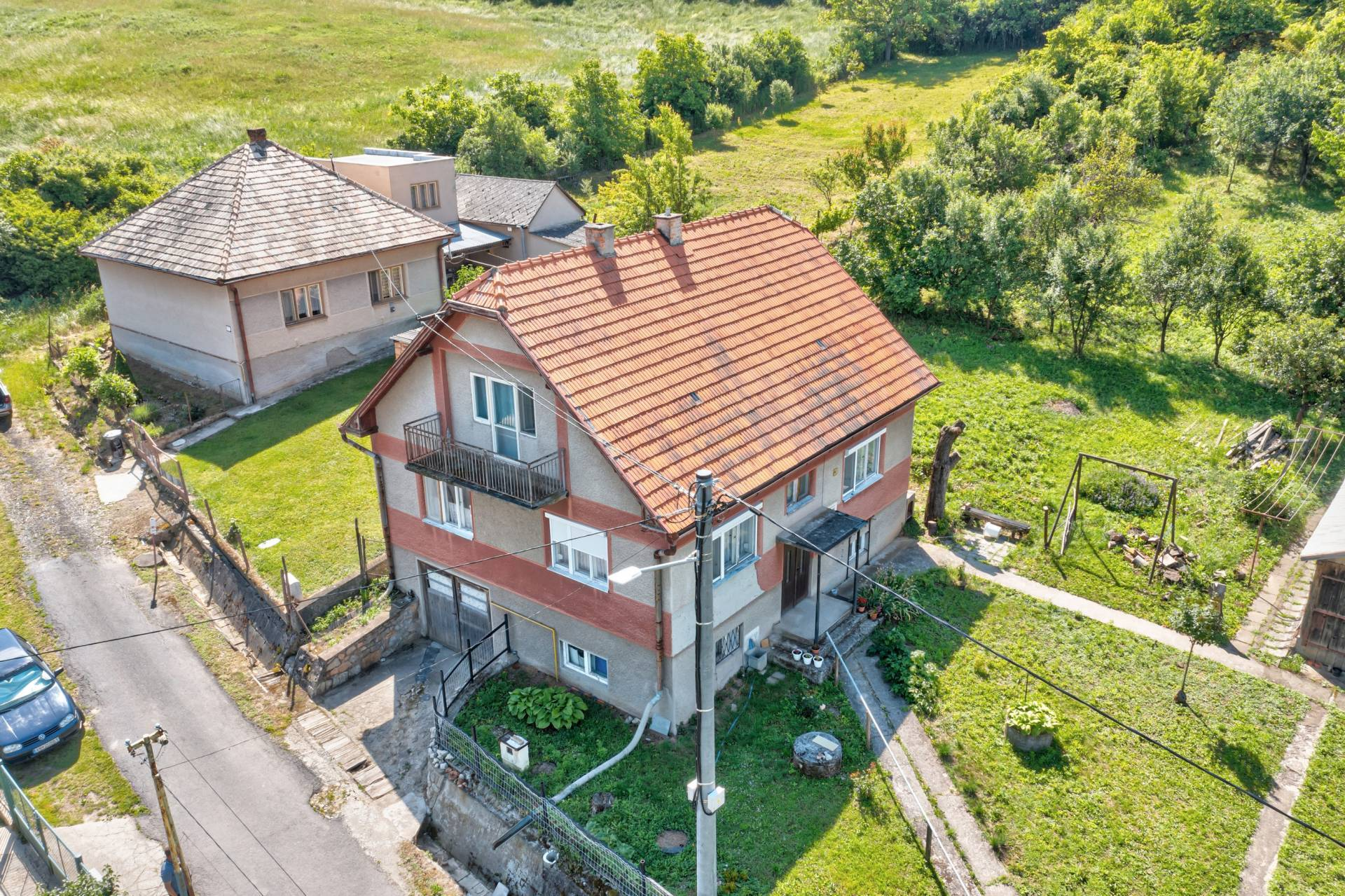 REZERVOVANÉ - Predaj rodinného domu 220m2, Opatovská Nová Ves