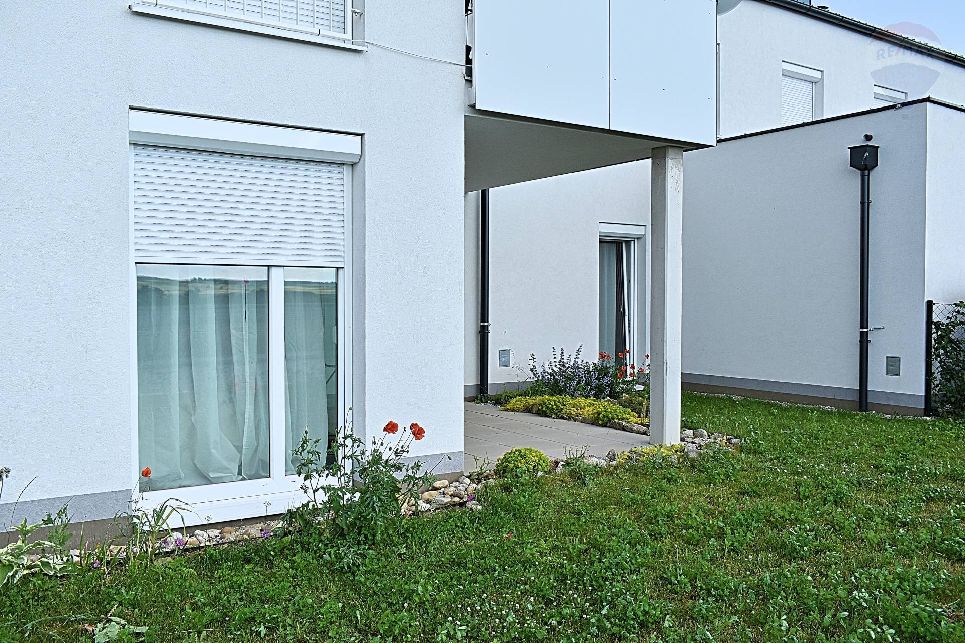 Predaj 3 izbového bytu v Kittsee,82m2 s terasou a záhradou