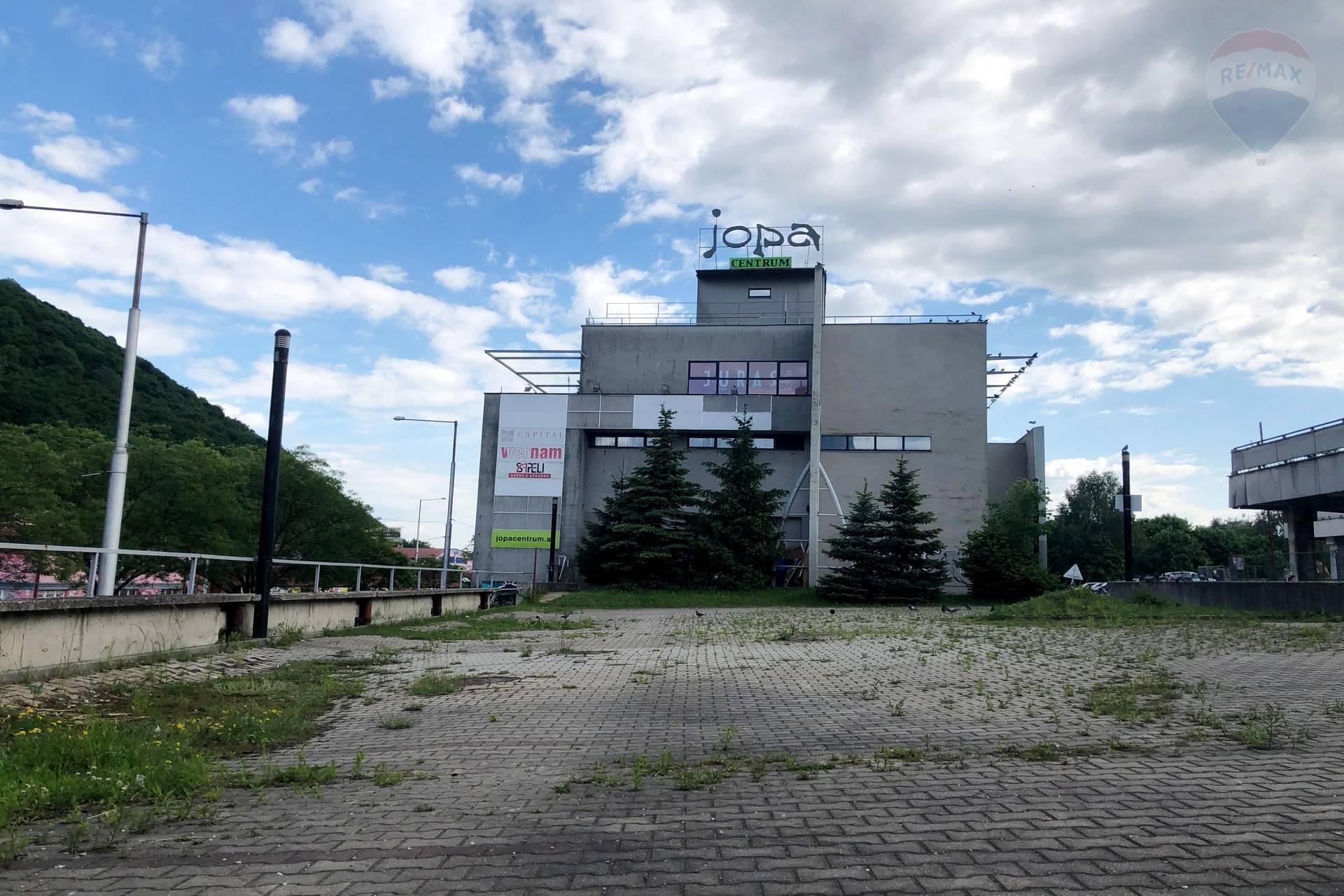 PRENÁJOM: Komerčné priestory (48m2) Banská Bystrica