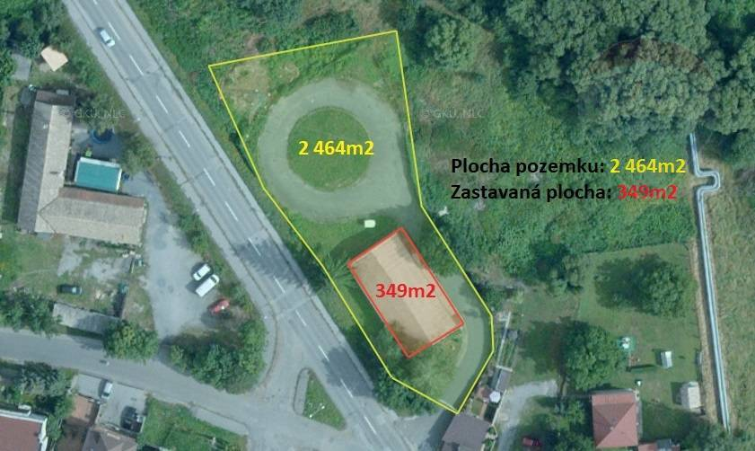 Podnikateľský objekt na jedinečnom mieste300m2,Lučenecká cesta-Zvolen-Môťová