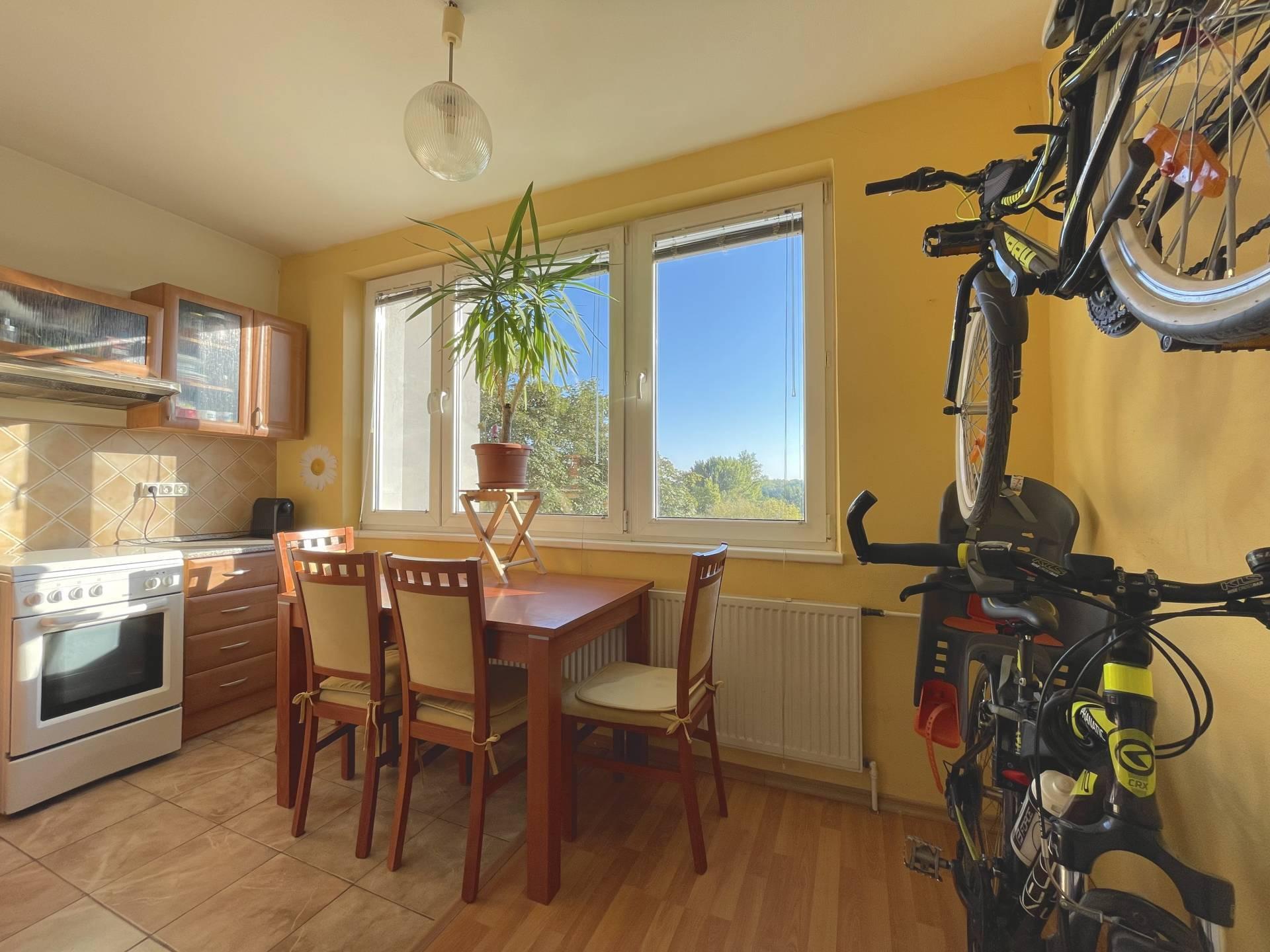 RE/MAX ponúka exkluzívne na predaj jednoizbový byt na Znievskej ulici 17.