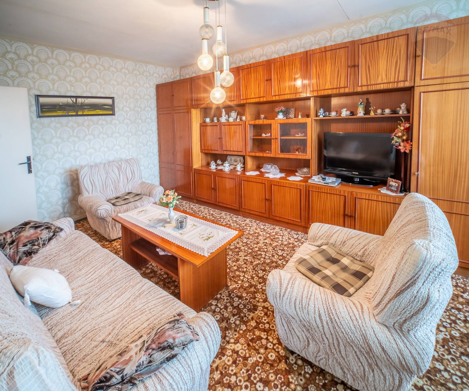 Predaj bytu (3 izbový) 74 m2, Zvolen -