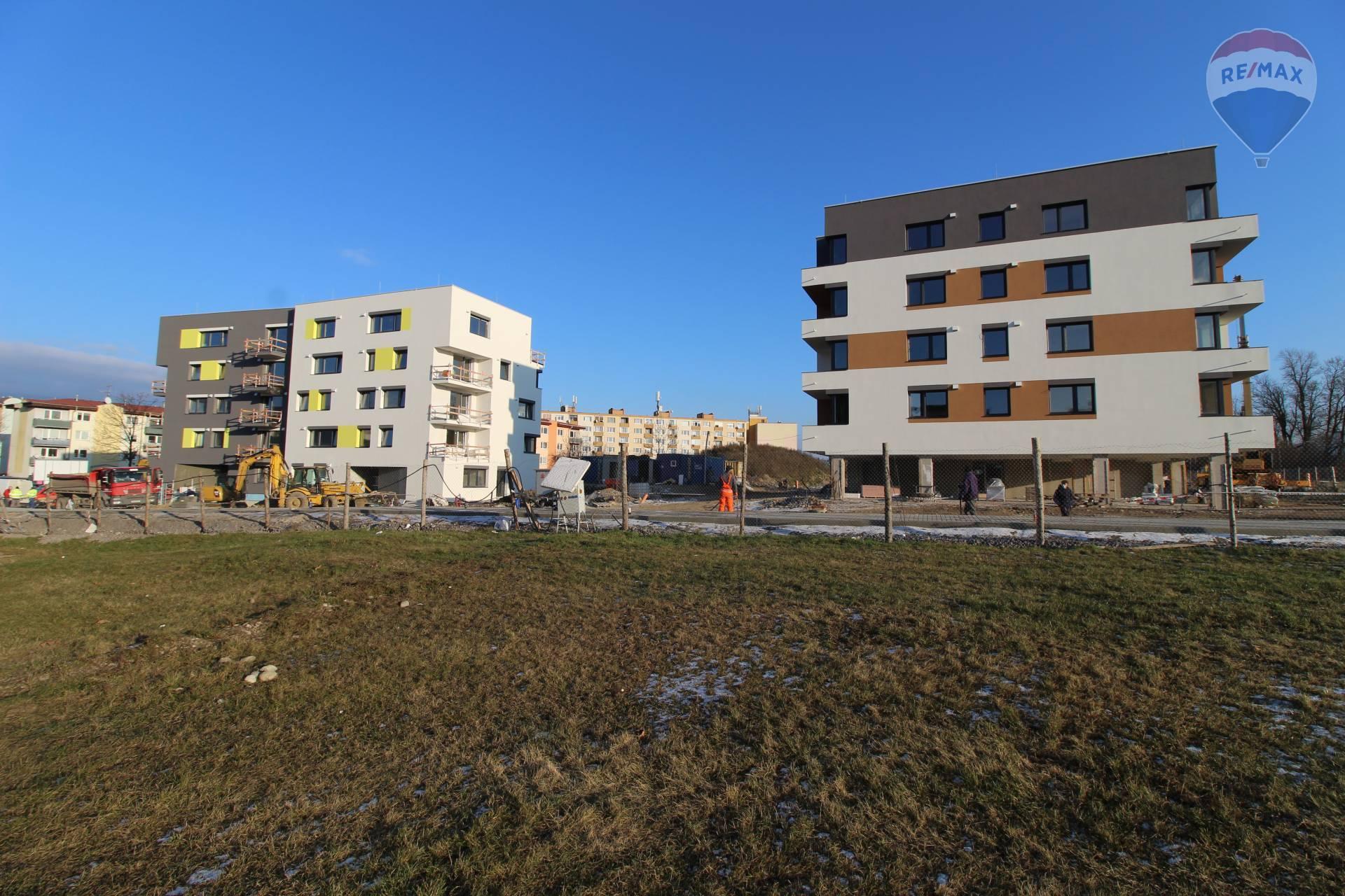 Na predaj 3 izbový byt E4-C v novostavbe v Liptovskom Mikuláši - Palúdzka